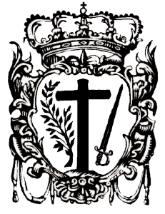 Seal of The Spanish Inquisition. Something non Christian's would not want to see in their neighborhood.